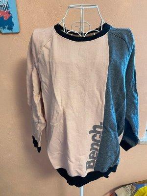 Bench Sweatshirt gris-rose