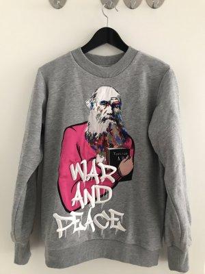 Pullover Sweatshirt KATYA DOBRYAKOVA