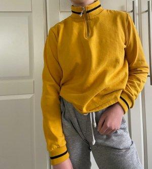 Pimkie Bluza dresowa limonkowy żółty