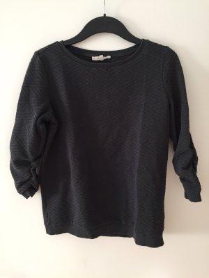 Tom Tailor Denim Sweater met korte mouwen veelkleurig