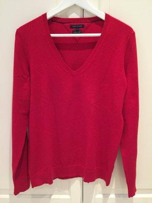 Pullover Tommy Hilfiger Gr L, 40, rot