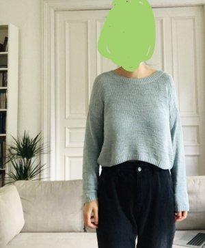 Pullover türkis/blaugraugrün von mint&berry in M