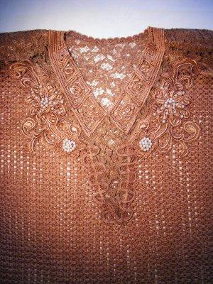 Long Sweater dusky pink