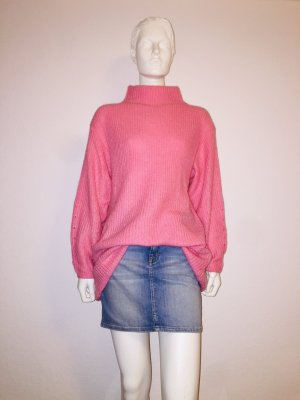 Pullover used + Jeansrock New XS