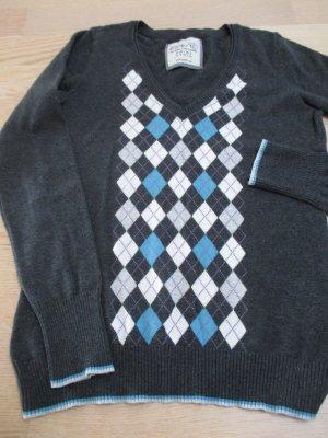 Pullover#V-Neck#Karo#Esprit