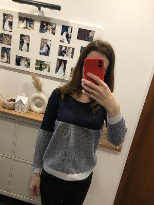 Pullover vintage rückenausschnitt