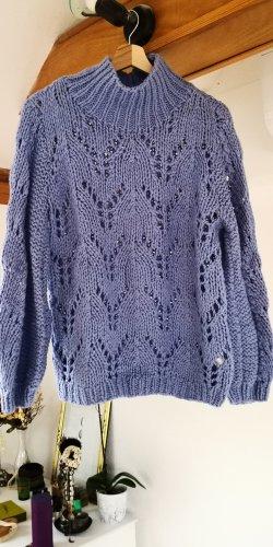 Pullover violett
