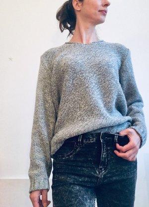 Wool Sweater light grey-grey