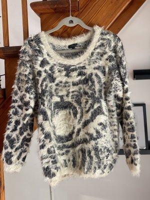 Ann Christine Oversized trui veelkleurig