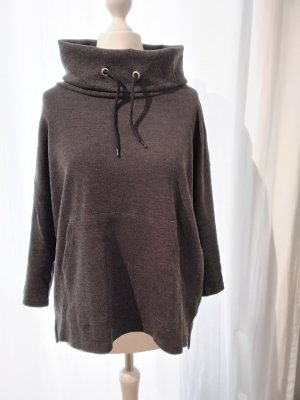 Anti Blue Turtleneck Sweater dark grey
