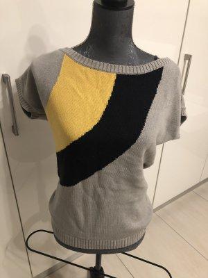 Apart Sweter z krótkim rękawem Wielokolorowy