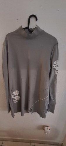 Arlette Kaballo Robe pull gris clair-gris