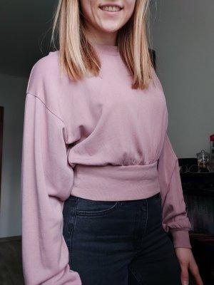 Asos Crewneck Sweater dusky pink-pink