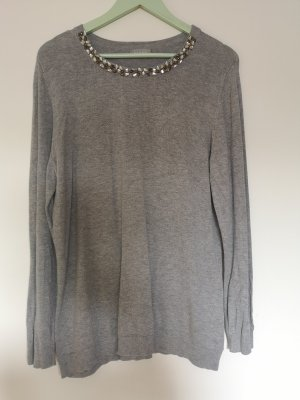 C&A Knitted Sweater grey
