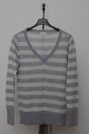 Castro V-Neck Sweater multicolored polyacrylic