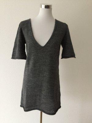 Chloé Pull en laine gris