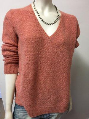Comptoir des Cotonniers Maglione lavorato a maglia albicocca