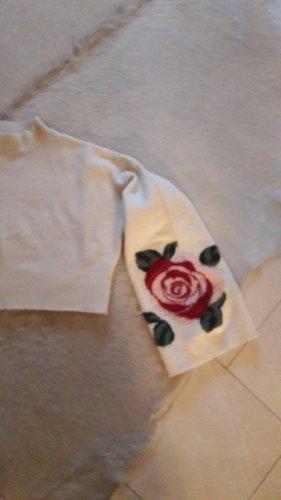 H&M Divided Kimono Sweater oatmeal