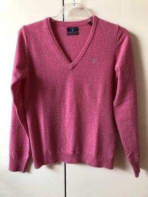 Gant Jersey de lana rosa