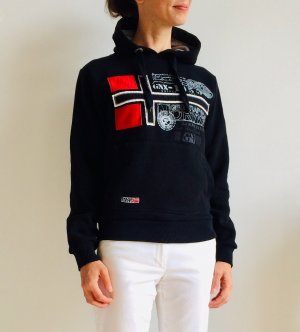 Geographical Norway Hooded Sweater multicolored