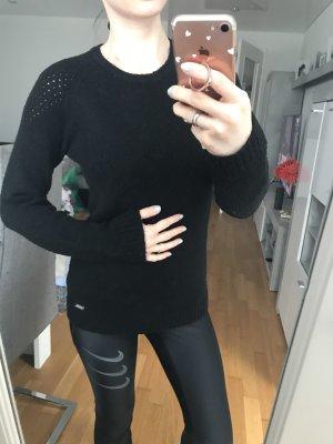 Guess Long Sweater black