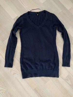 Pullover von H&M, Gr. S, dunkelblau