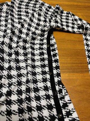 Liu jo Pull en maille fine blanc-noir laine