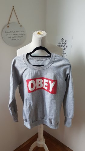 obey Long Sweater multicolored