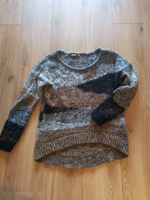 Only Pullover a maglia grossa marrone chiaro