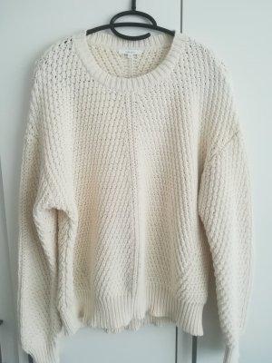 Opus Sweter z grubej dzianiny Wielokolorowy