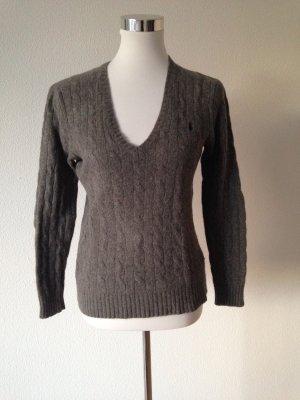 Pullover von Ralph Lauren, Gr 38, Wolle/Cashmere