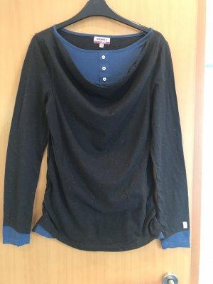 Pullover von Strange grau/blau