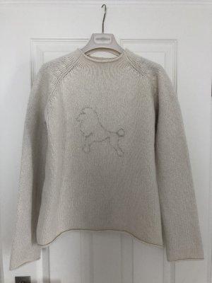 Pullover von Sunichi  , Gr.42 , wollweiss