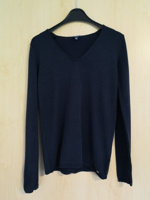 Pullover von Tom Tailor, dunkelblau Gr 34