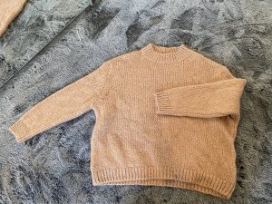 Zara Oversized Sweater dusky pink
