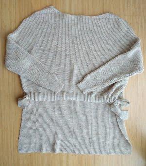 Pullover vorne kurz-hinten lang