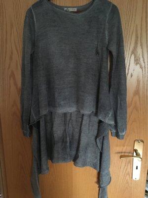 Pullover vorne kurz hinten lang