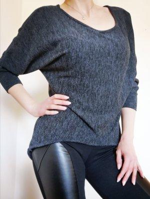 Pullover warm Vokuhila