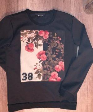 Daniele Alessandrini Crewneck Sweater black