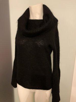 Bonaparte Turtleneck Sweater black mohair