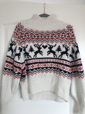 Pullover Weihnachten Norweger