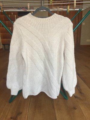 Pullover weiß Gr. M von ONLY