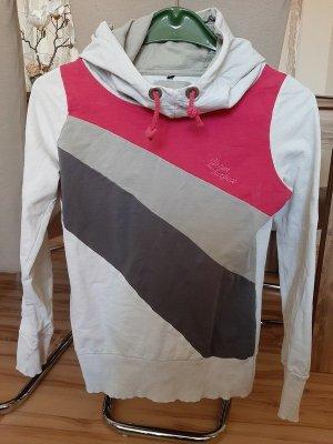 Pullover, weiß, hellgrau, dunkelgrau, pink, Größe S (Preis inkl. Versand)