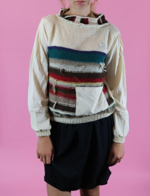 "Pullover ""Whitney"", Musterteil, Gr. M"