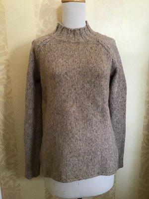 Pullover ,Wolle ,beige, GR.36/38