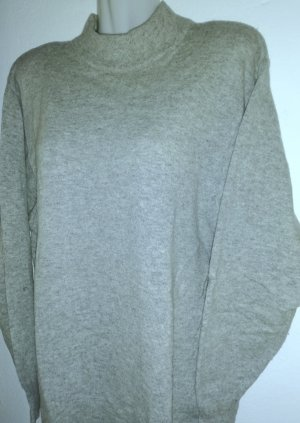Pullover Wolle Grau / Turtleneck