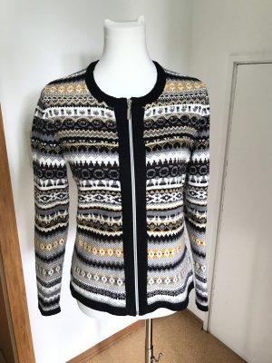 Canda Premium Wool Sweater multicolored