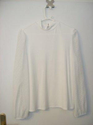 Orsay Crewneck Sweater natural white