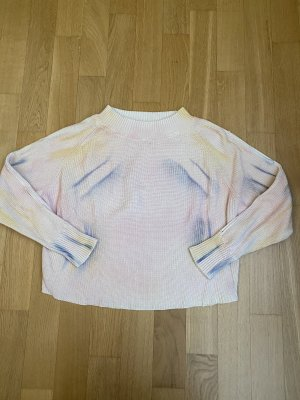 Woolrich Kraagloze sweater veelkleurig