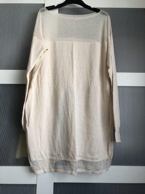 Pullover XL creme beige
